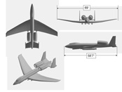 Fixed Wing Aircraft Design Tool